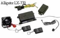 сигнализация аллигатор Lx 770 инструкция - фото 8